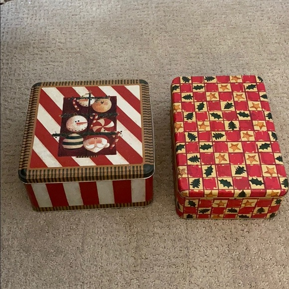 Christmas Hours 2020 Pics4 Holiday | 315 Christmas Tins 2 | Poshmark